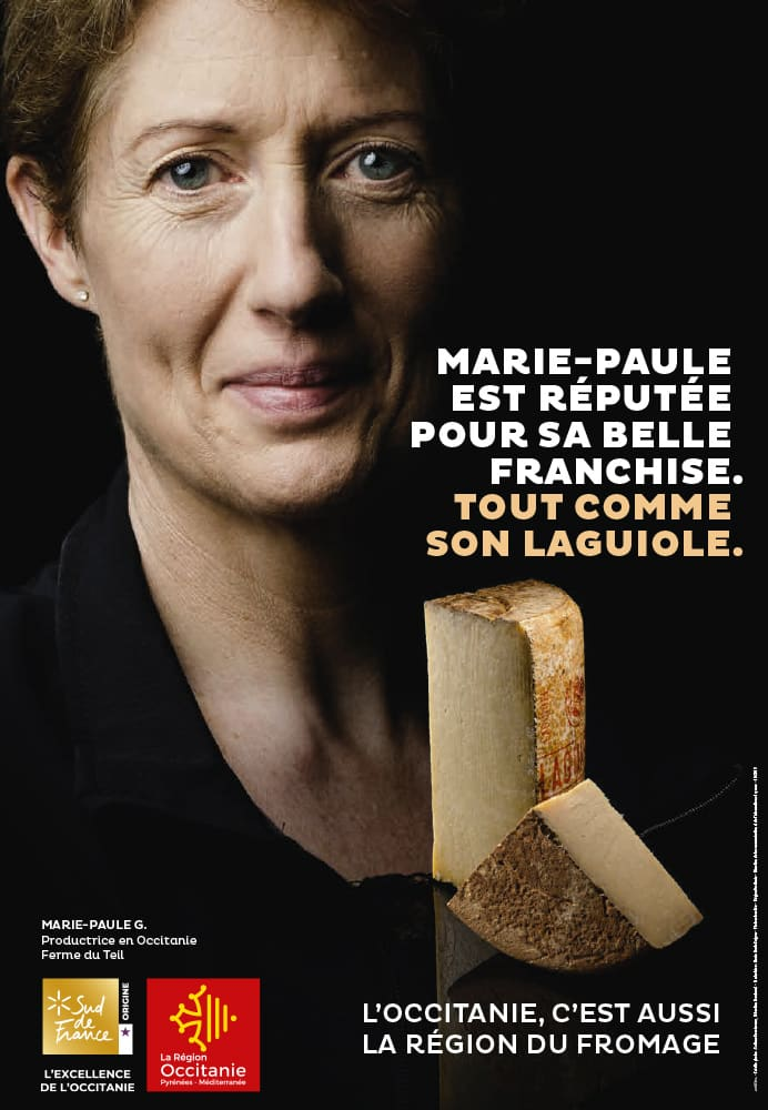 Campagne Photo campagne fromage LAGUIOLE