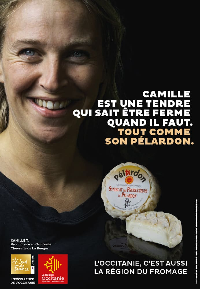 Campagne Photo campagne fromage PÉLARDON