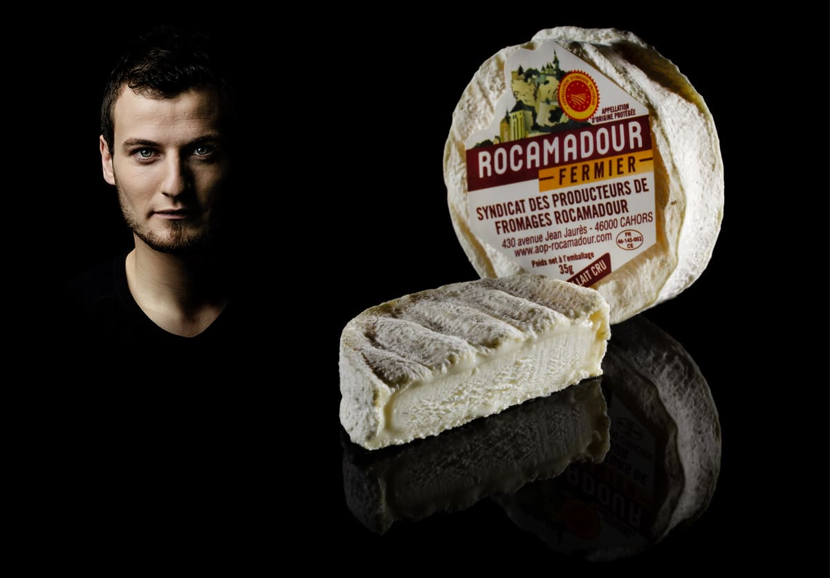 Photo fromage ROCAMADOUR