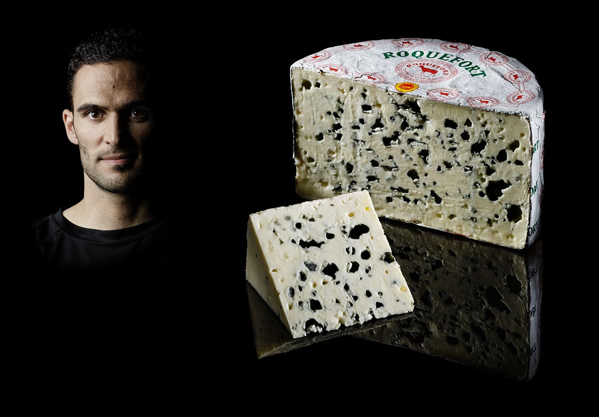 Photo fromage ROQUEFORT